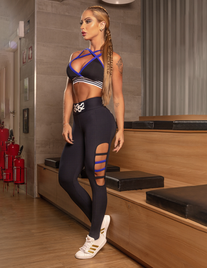 LEGGING HIPKINI KNOCKOUT CROSS