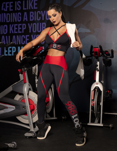 LEGGING HIPKINI KNOCKOUT STRIKE